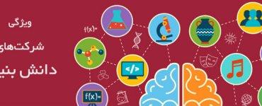 ویژگی شرکت های دانش بنیان