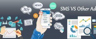مقایسه پیامک با دیگر روش های تبلیغات