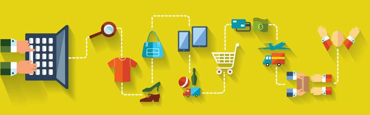 کاربرد پیامک برای فروشگاه آنلاین